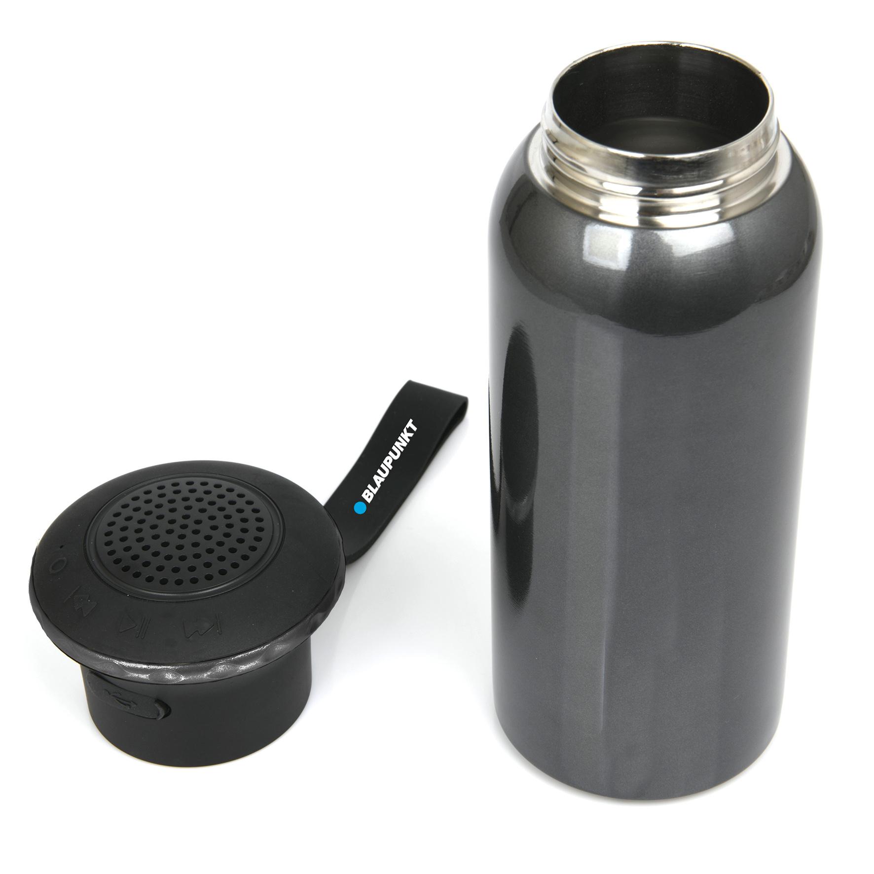 Enceinte bouteille isotherme en acier inoxydable - 12-1230-1