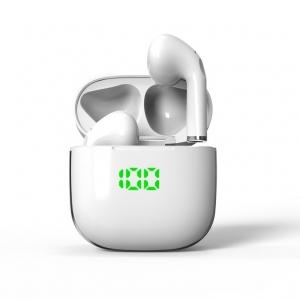 Écouteurs sans fil avec sensitiv touch et charge induction