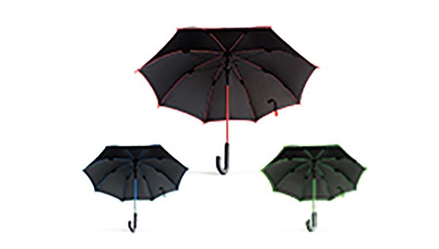 Parapluie Black Colour - 13-1036-7