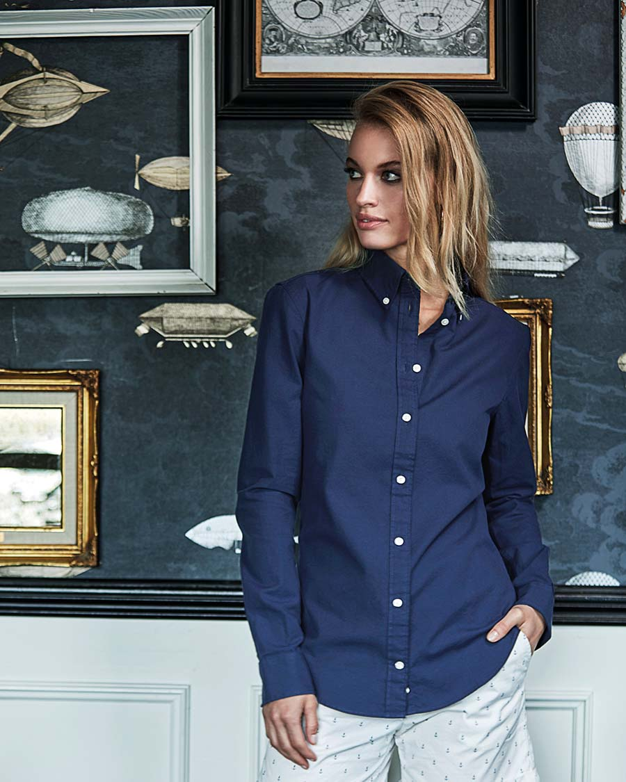 Chemise femme perfect oxford