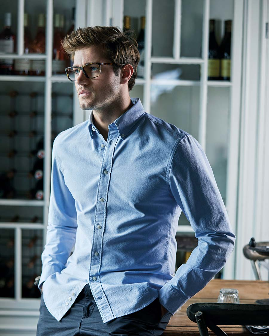 Chemise perfect oxford - 15-1145-1