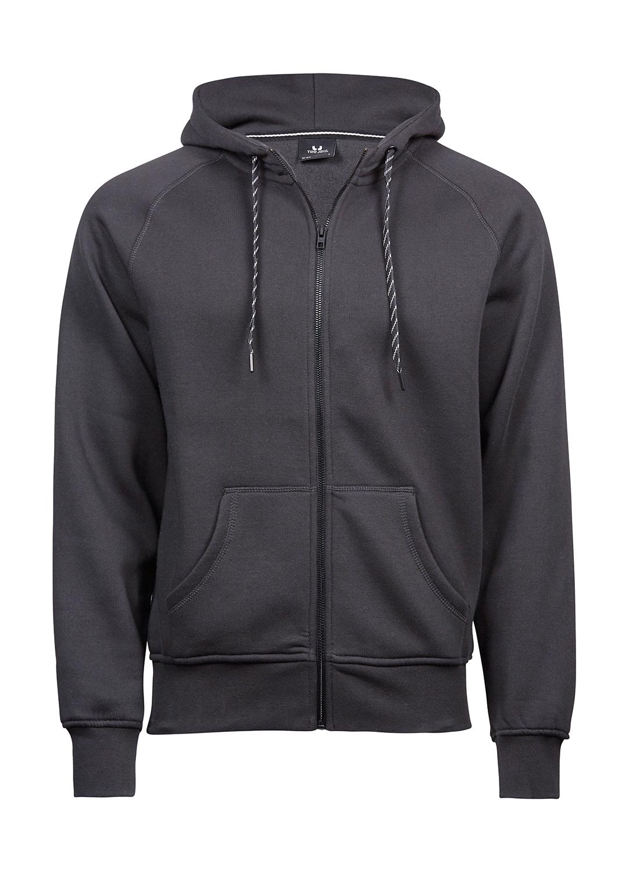 Sweat capuche zippé homme fashion - 15-1196-5