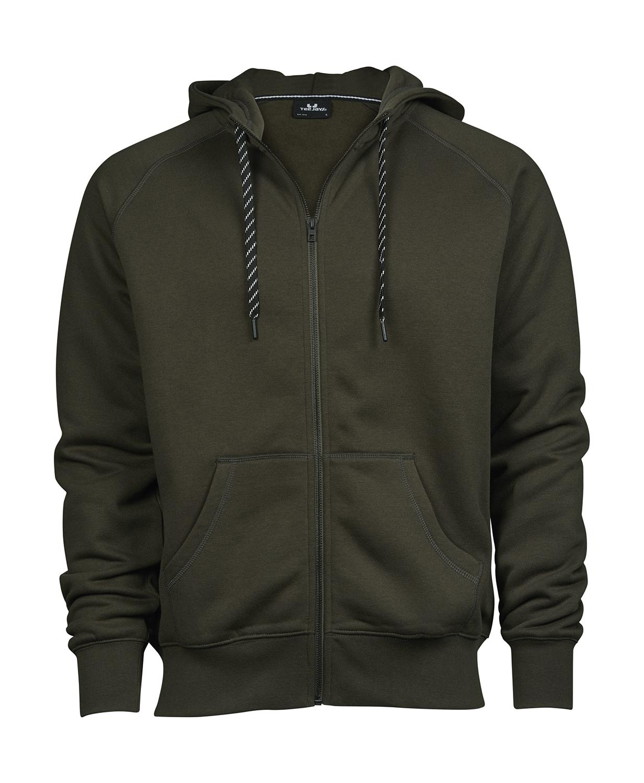 Sweat capuche zippé homme fashion - 15-1196-6