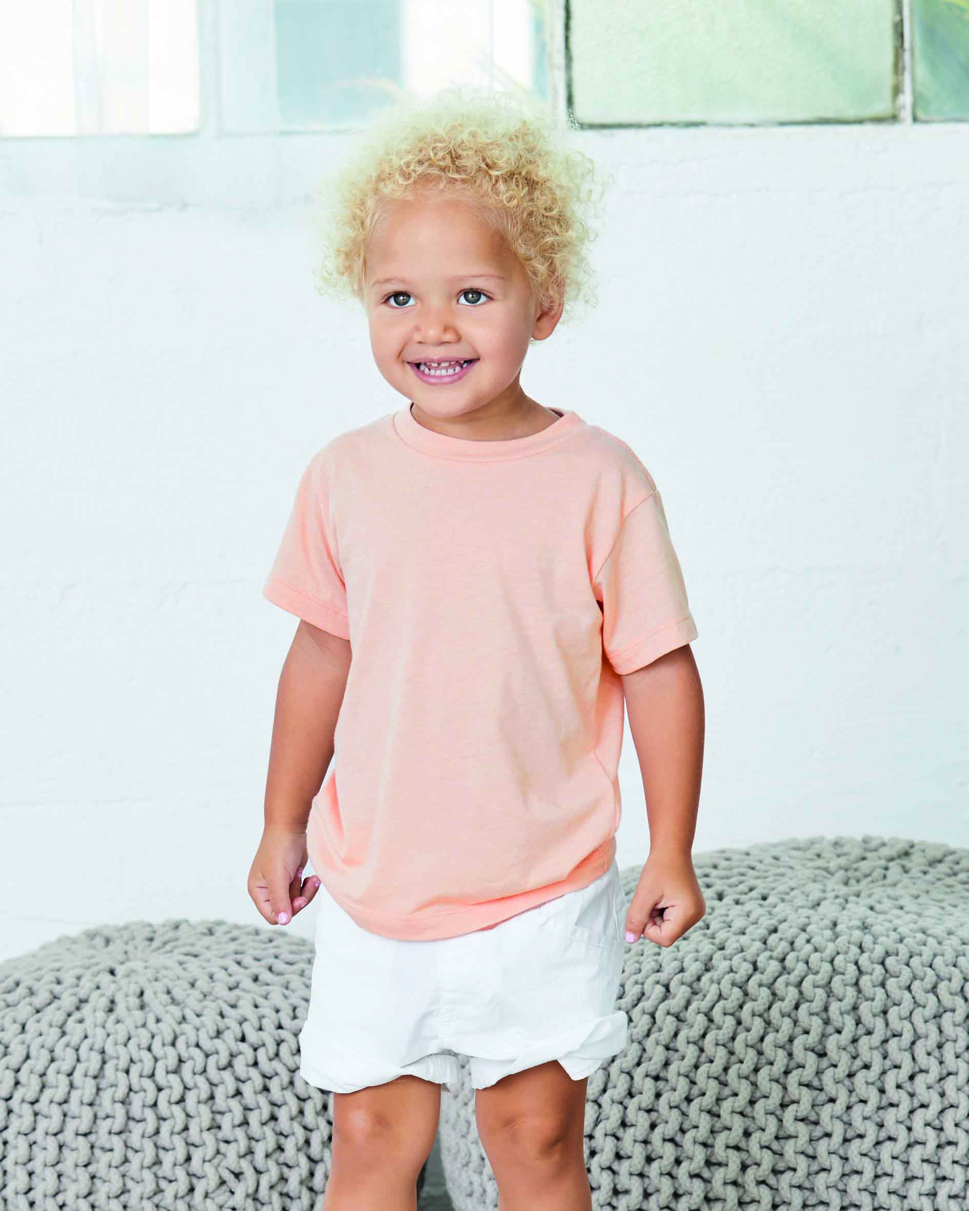 Tee-shirt enfant manches courtes