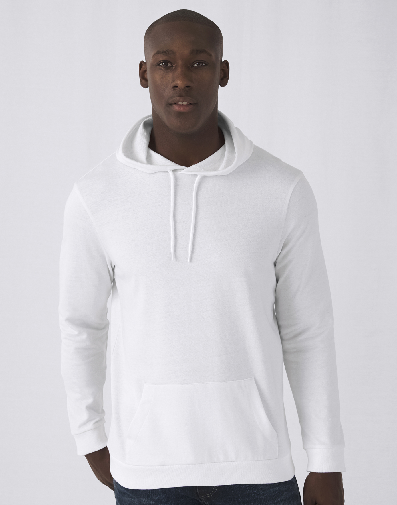 Sweat-shirt capuche french terry