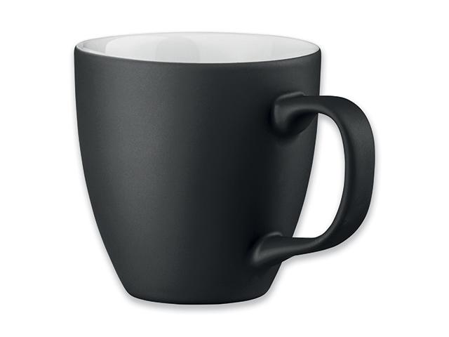 Mug en porcelaine mat