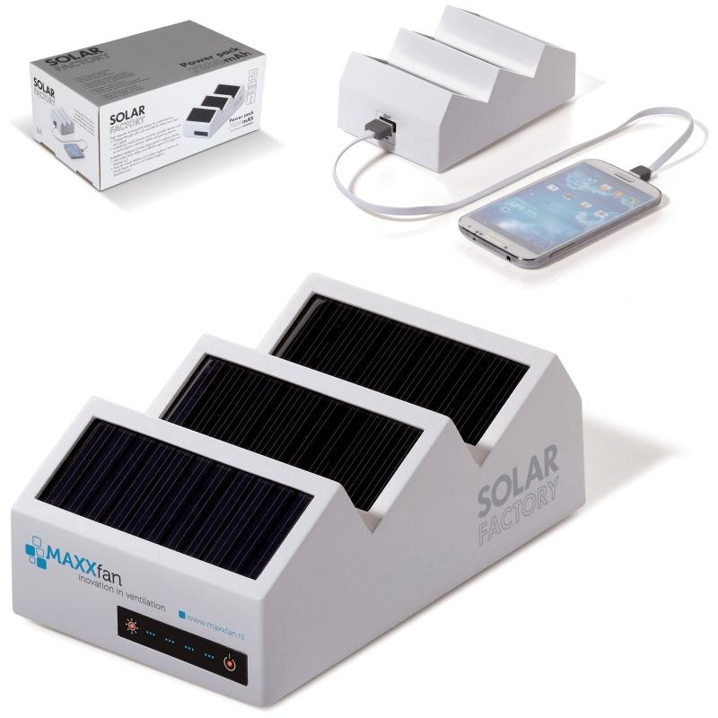 Batterie Solar Factory