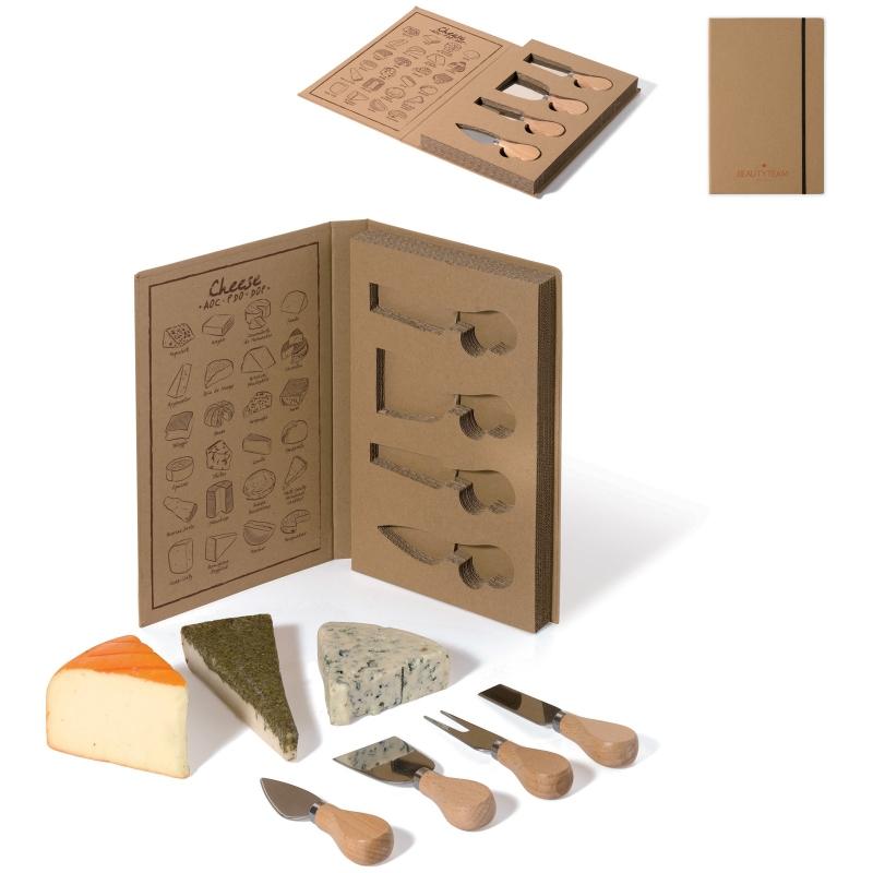 Set de 4 couteaux à fromage - 17-1159-2