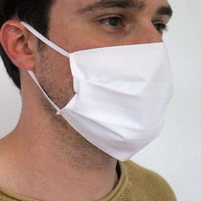 Masque réutilisable et lavable UNS1 – Testé 10 lavages