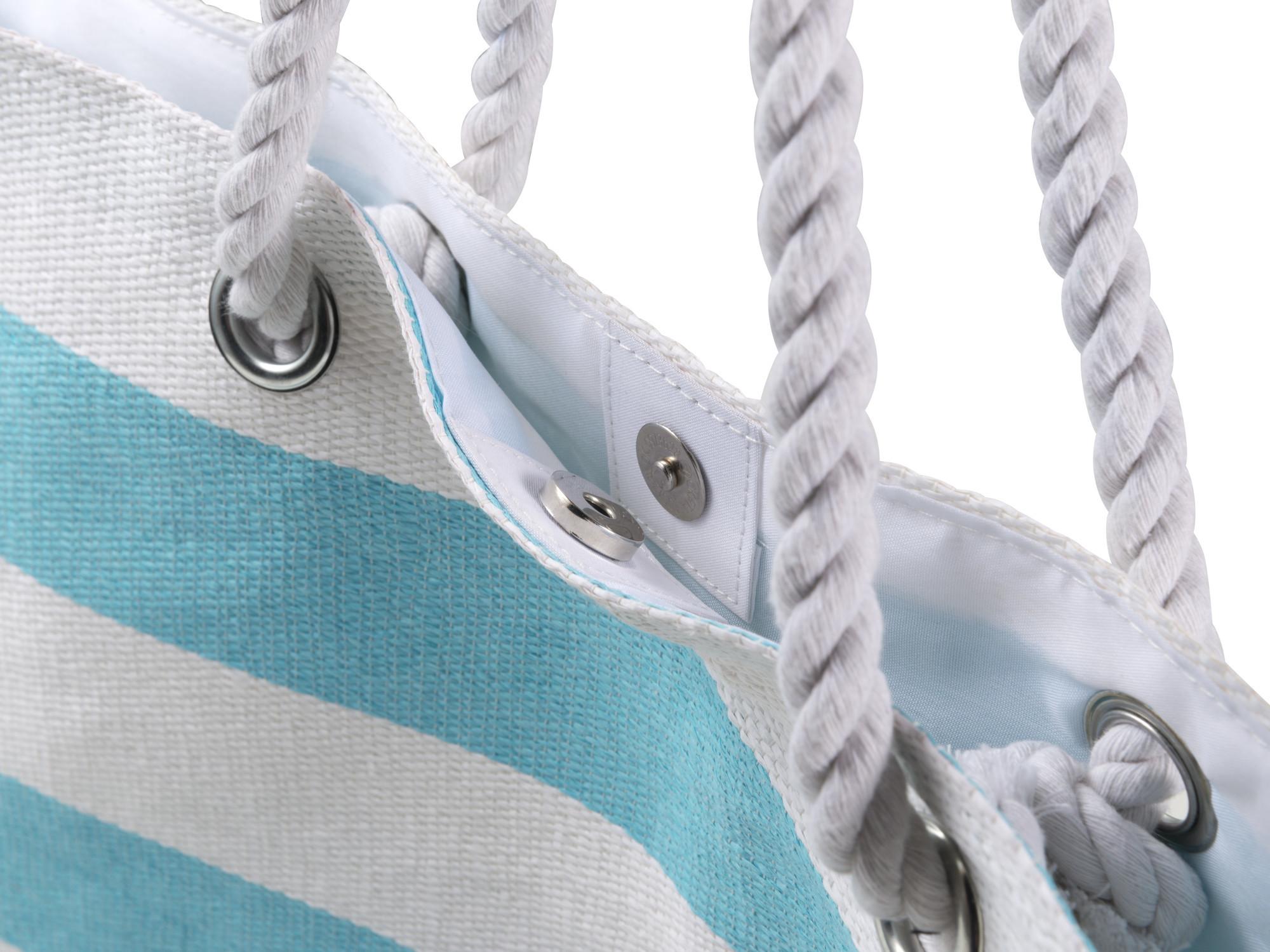 Sac de plage en polyester - 19-1248-13