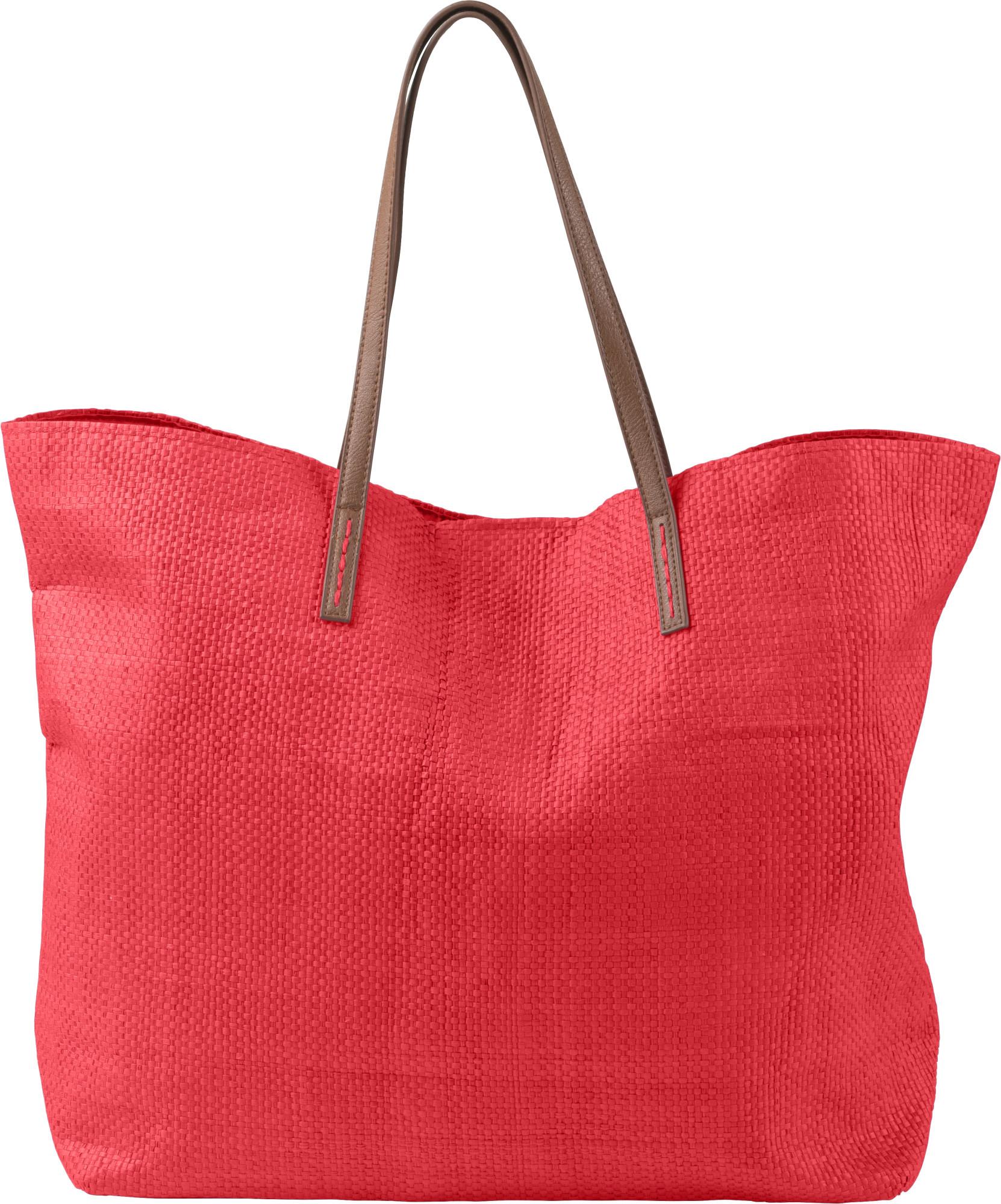 Sac shopping et plage en polyester - 19-1249-21