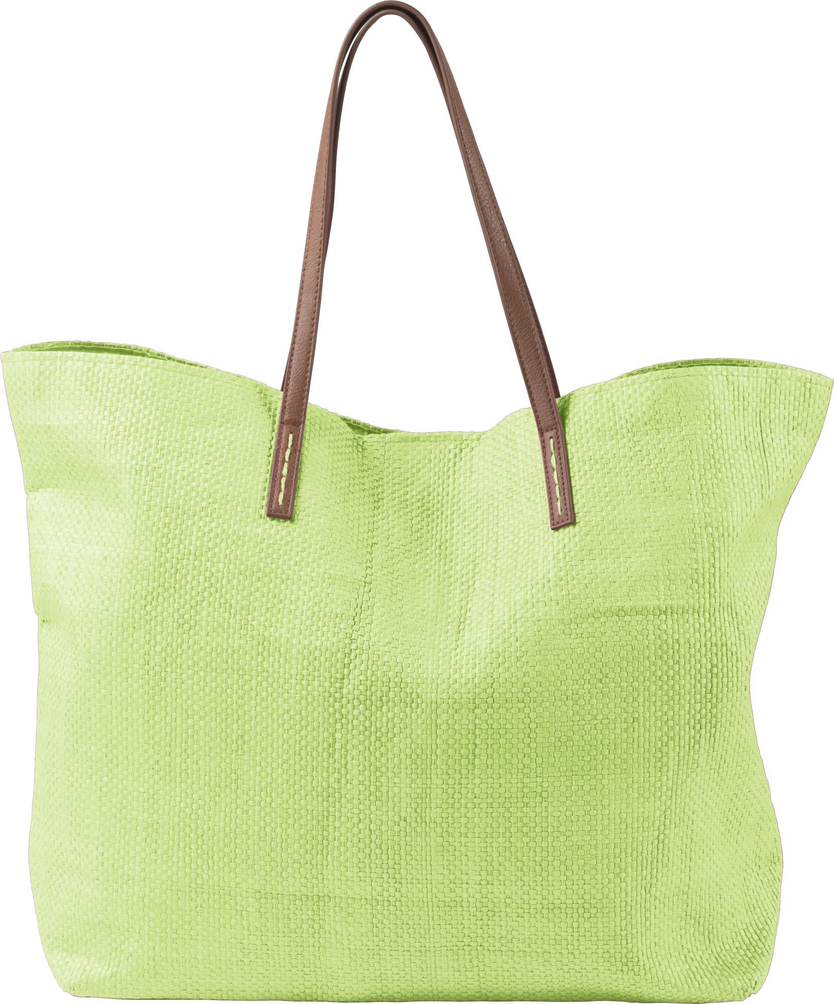 Sac shopping et plage en polyester - 19-1249-23