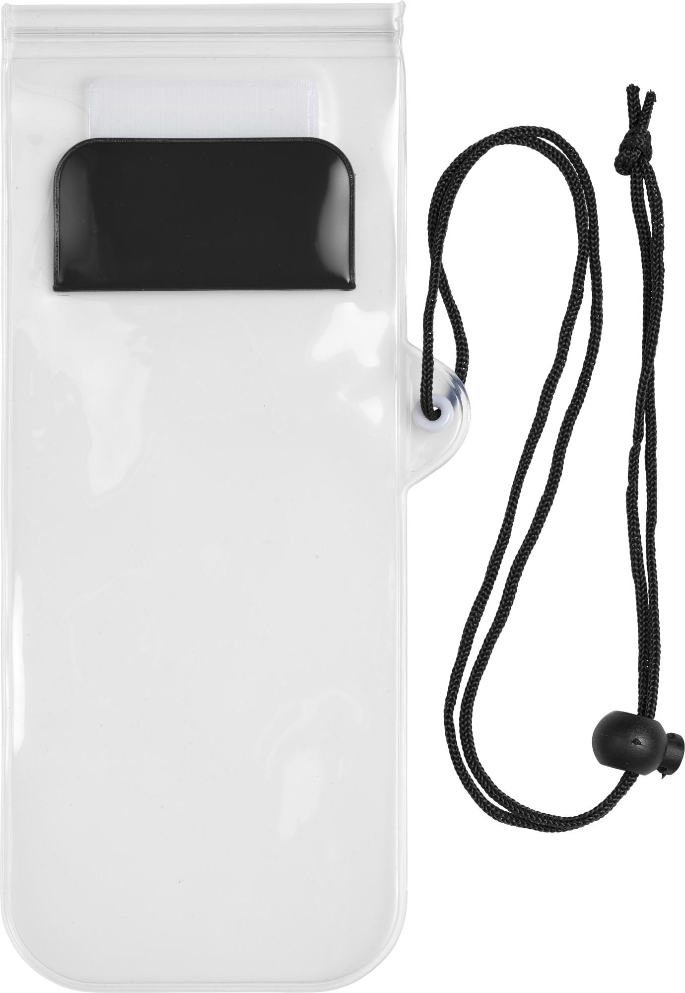 Étui waterproof en PVC pour smartphone - 19-1252-21