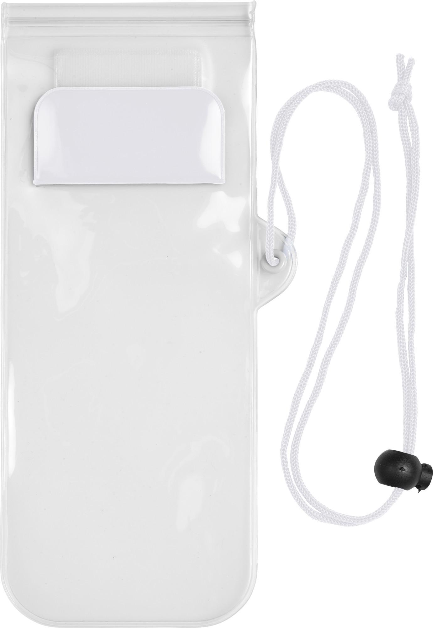 Étui waterproof en PVC pour smartphone - 19-1252-23