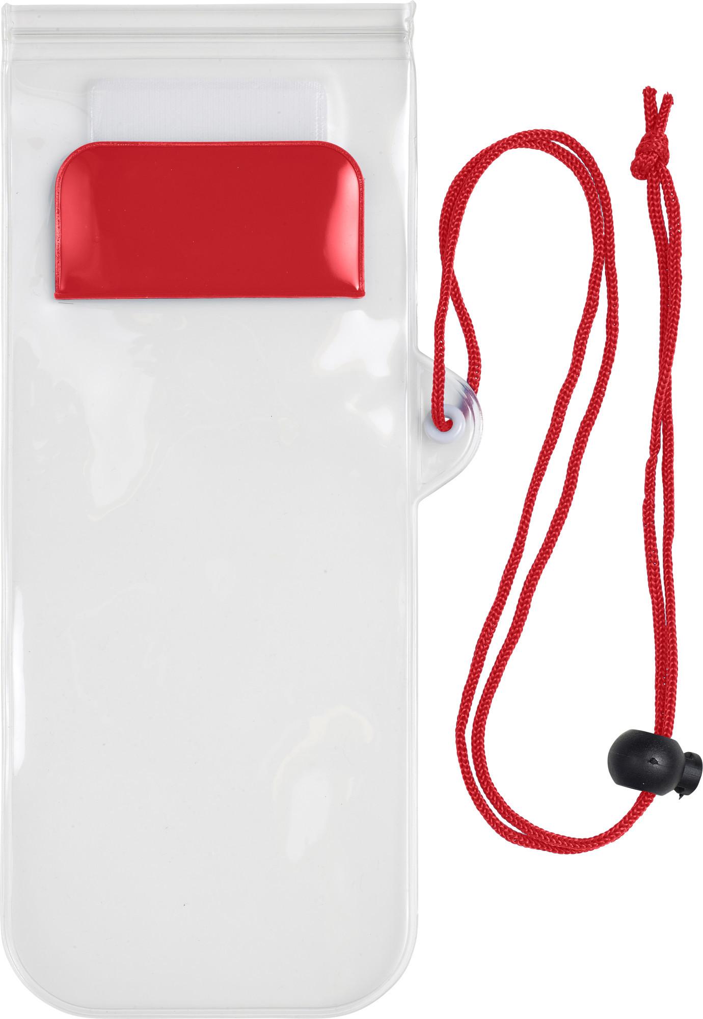 Étui waterproof en PVC pour smartphone - 19-1252-24