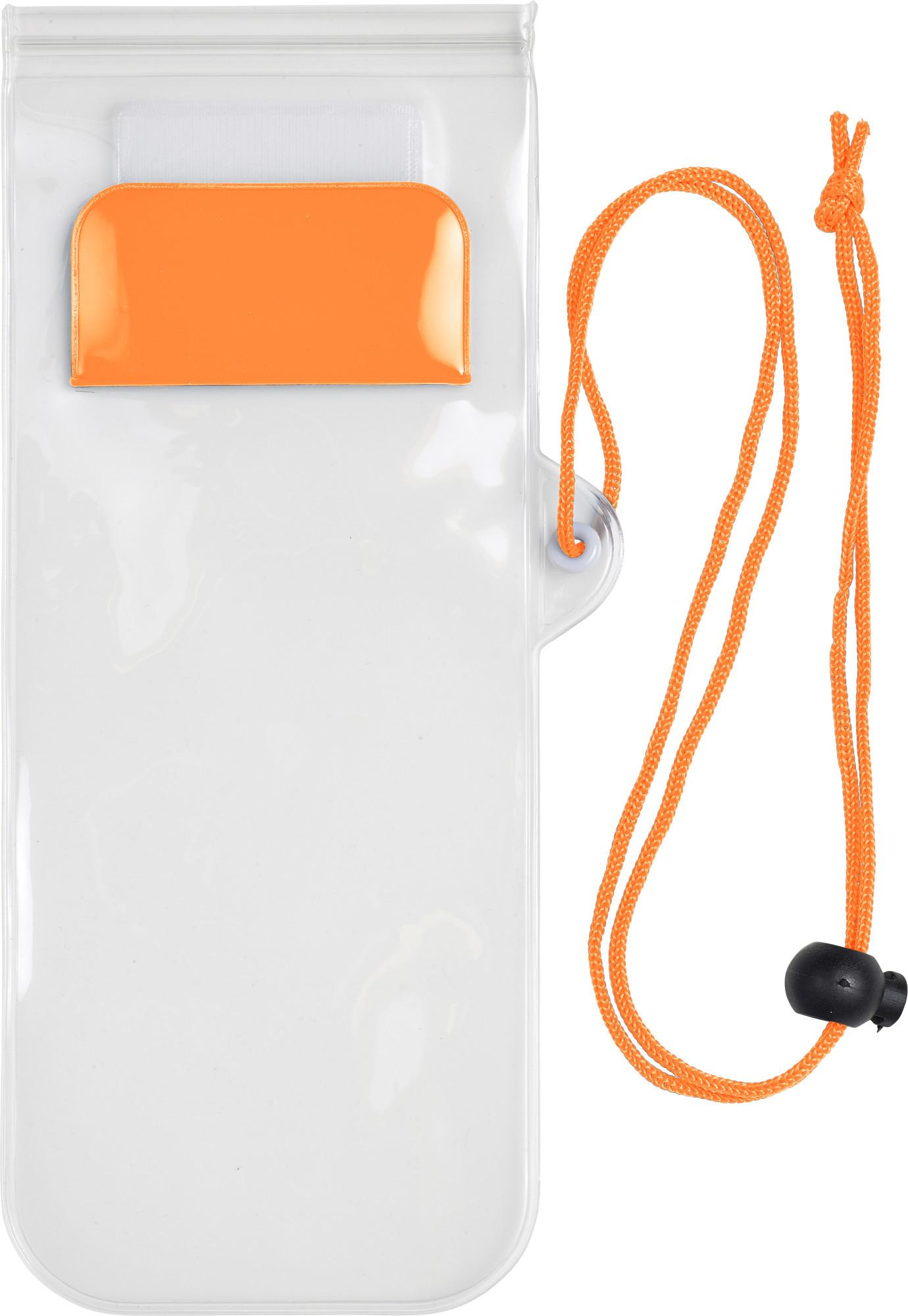 Étui waterproof en PVC pour smartphone - 19-1252-25