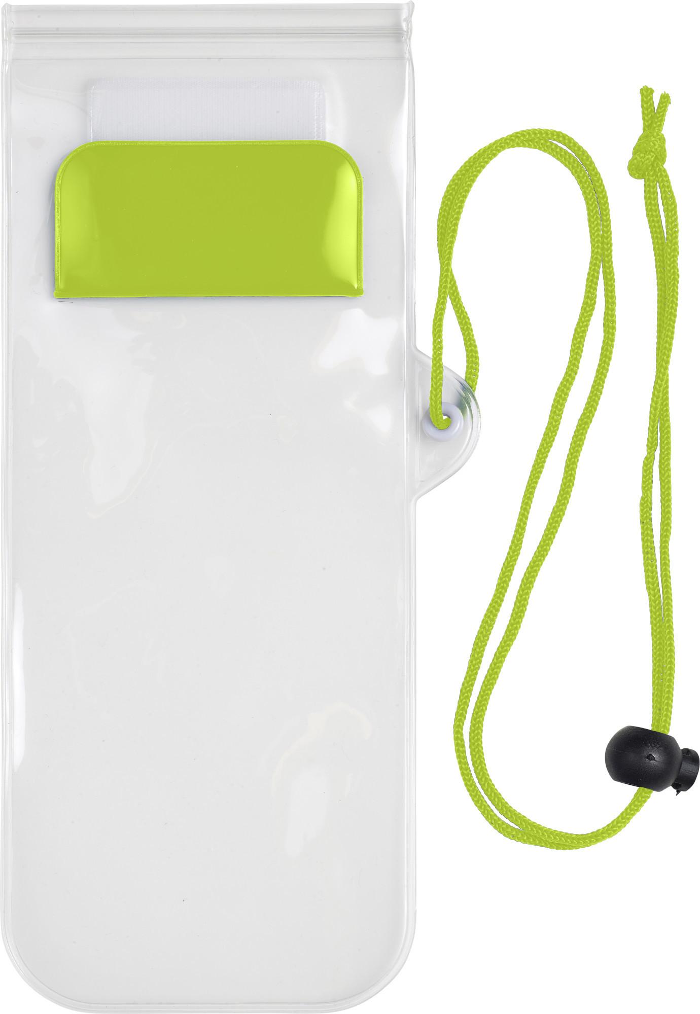 Étui waterproof en PVC pour smartphone - 19-1252-26