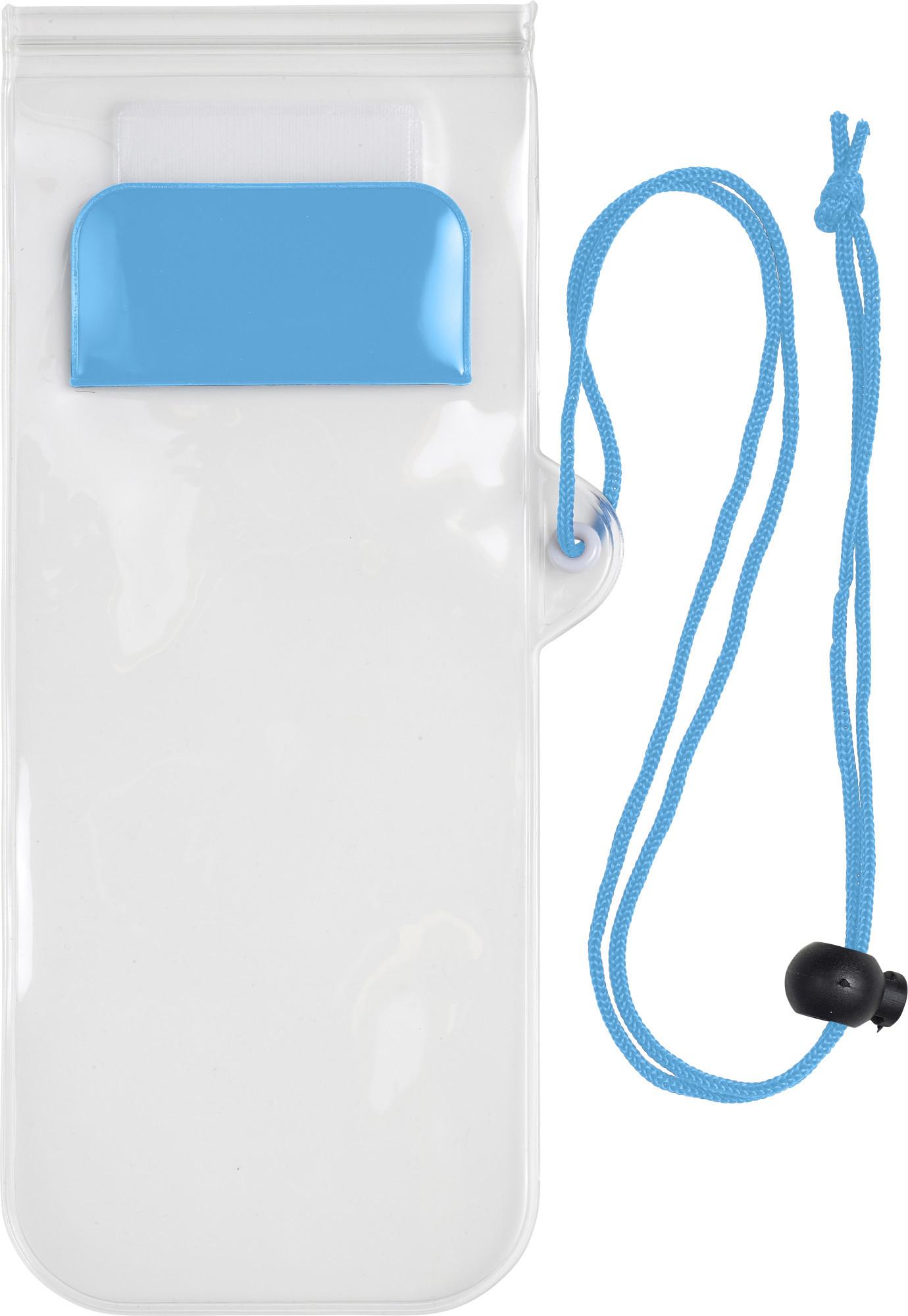 Étui waterproof en PVC pour smartphone - 19-1252-27