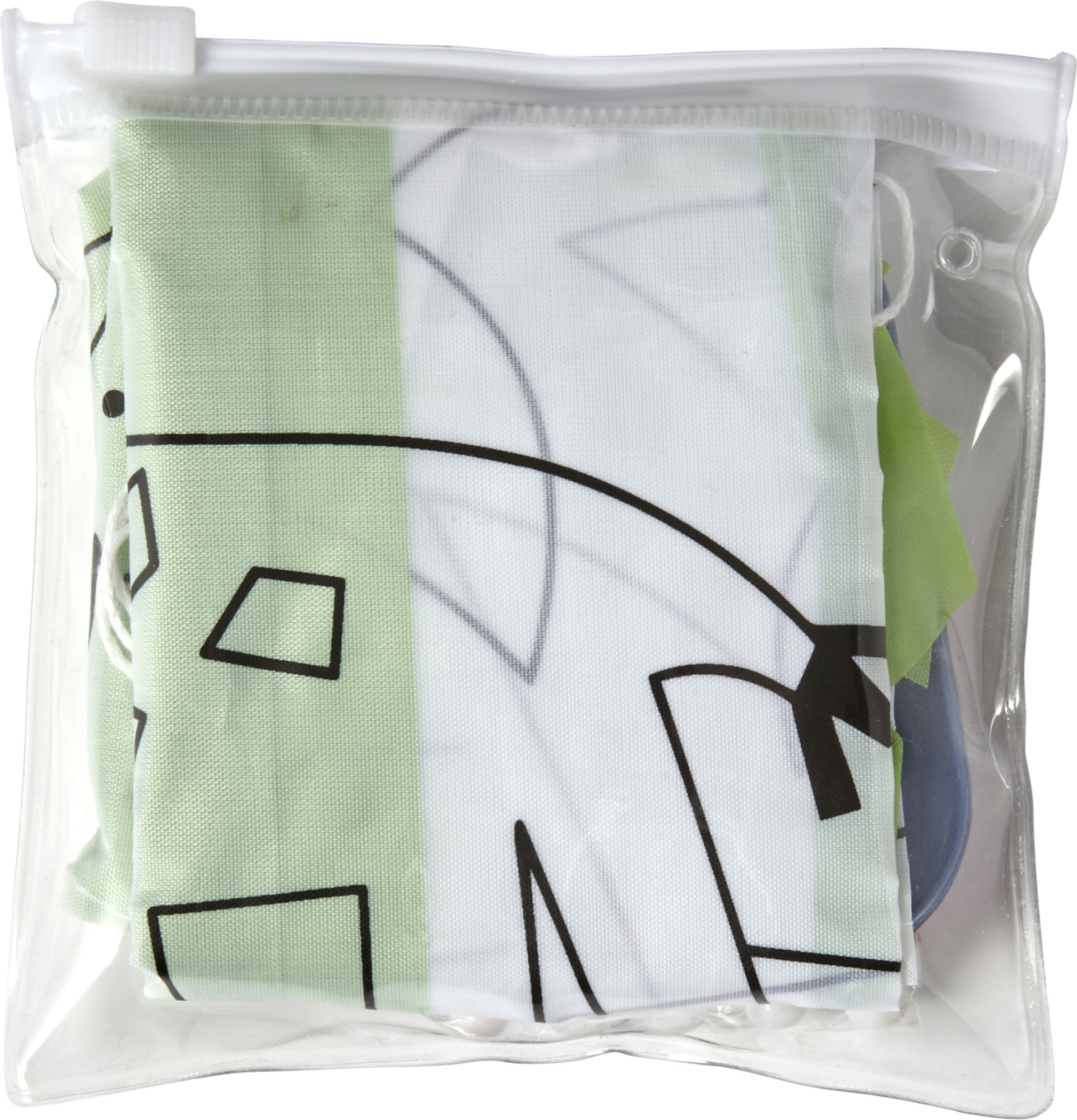 Cerf-volant en polyester à colorier - 19-1256-7