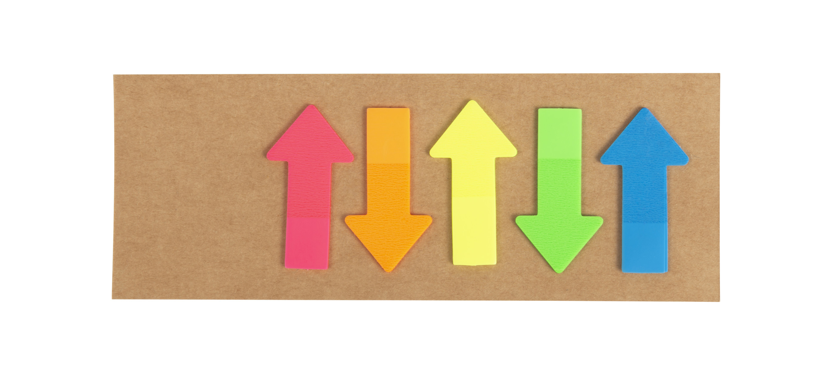 Pochette cartonnée avec marque-pages