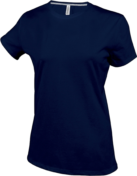 Tee-shirt femme manches courtes encolure rond - 2-1015-11