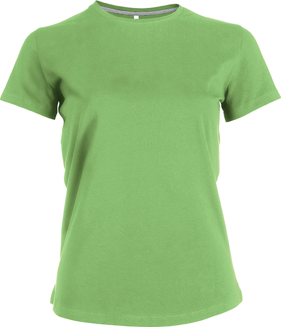 Tee-shirt femme manches courtes encolure rond - 2-1015-13