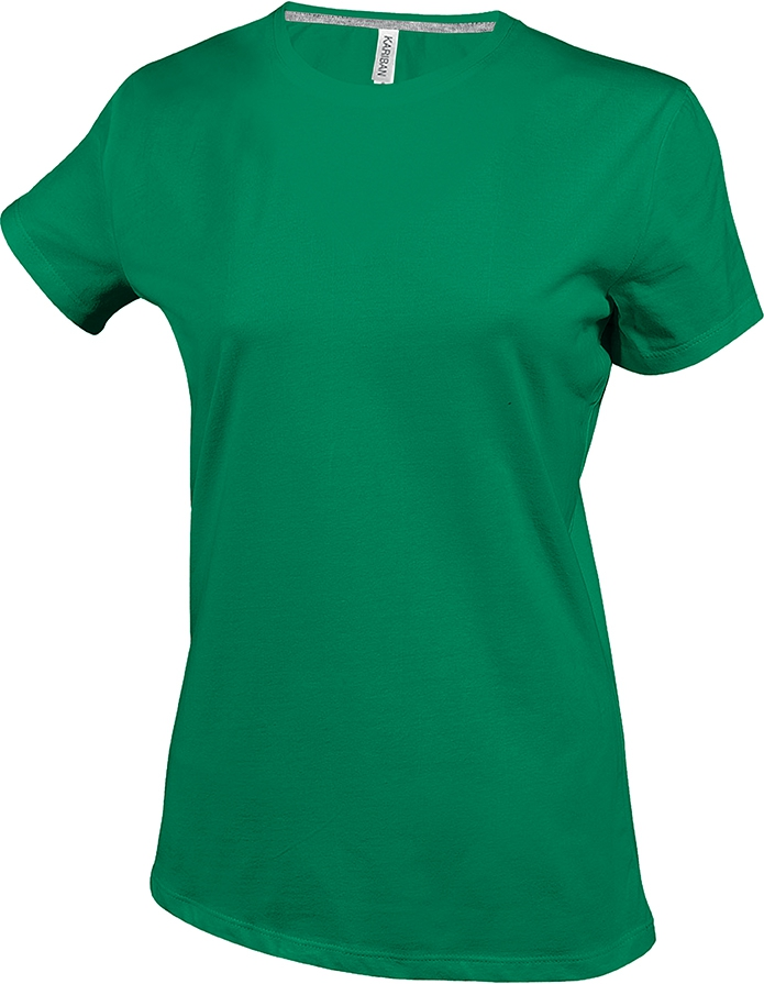Tee-shirt femme manches courtes encolure rond - 2-1015-14