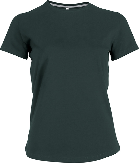 Tee-shirt femme manches courtes encolure rond - 2-1015-17