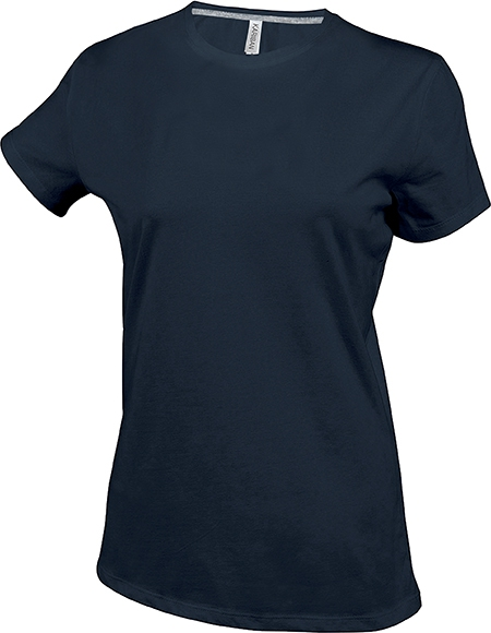 Tee-shirt femme manches courtes encolure rond - 2-1015-18