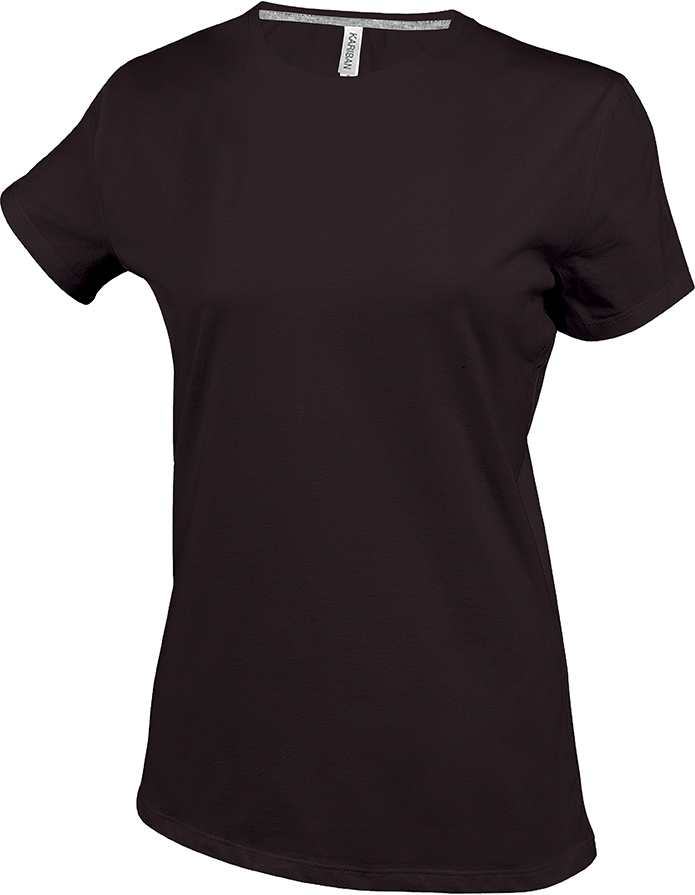 Tee-shirt femme manches courtes encolure rond - 2-1015-20