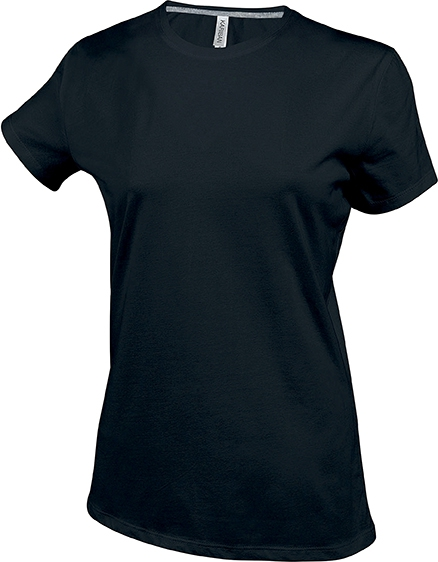 Tee-shirt femme manches courtes encolure rond - 2-1015-21