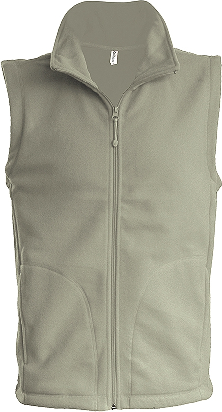 Gilet homme micropolaire - 2-1047-20
