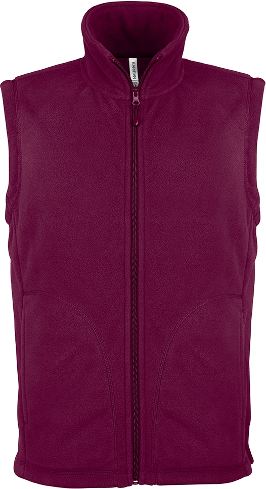 Gilet homme micropolaire - 2-1047-3