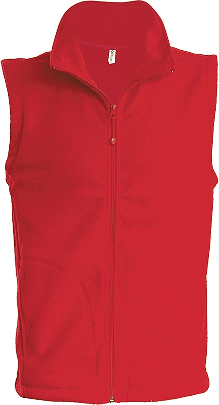 Gilet homme micropolaire - 2-1047-6