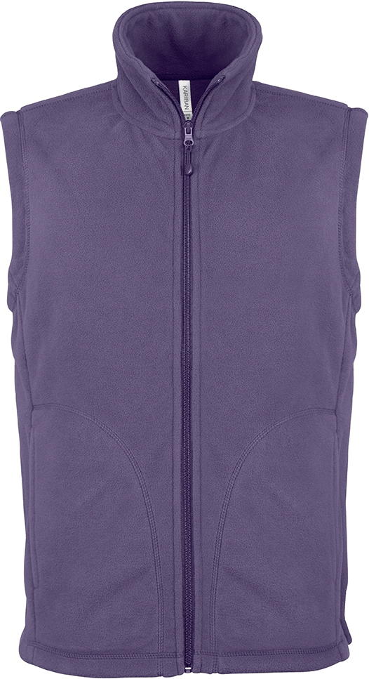 Gilet homme micropolaire - 2-1047-8
