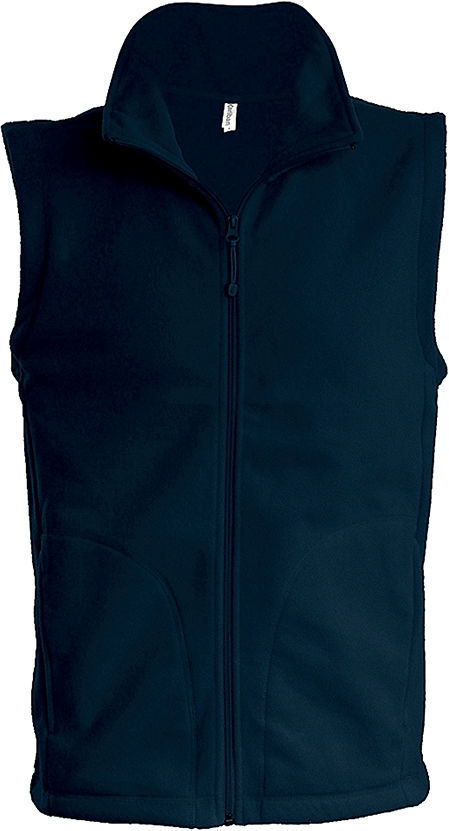 Gilet homme micropolaire - 2-1047-9