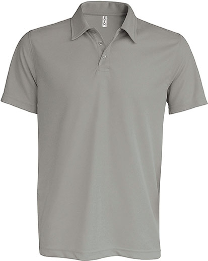 Polo sport manches courtes homme - 2-1270-4