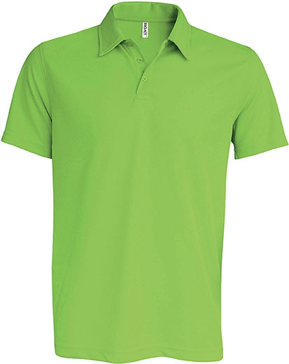 Polo sport manches courtes homme - 2-1270-6
