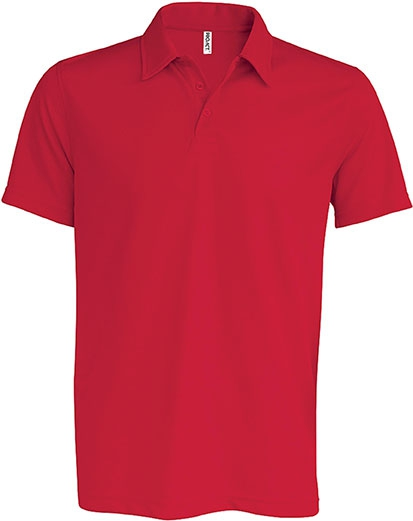 Polo sport manches courtes homme - 2-1270-7