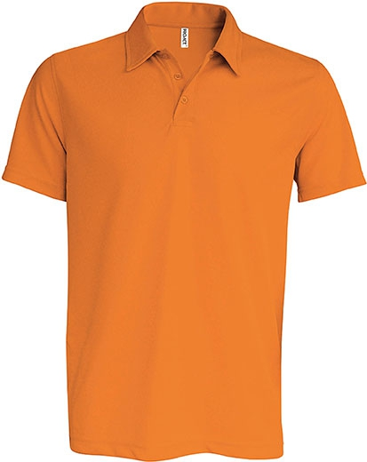 Polo sport manches courtes homme - 2-1270-8
