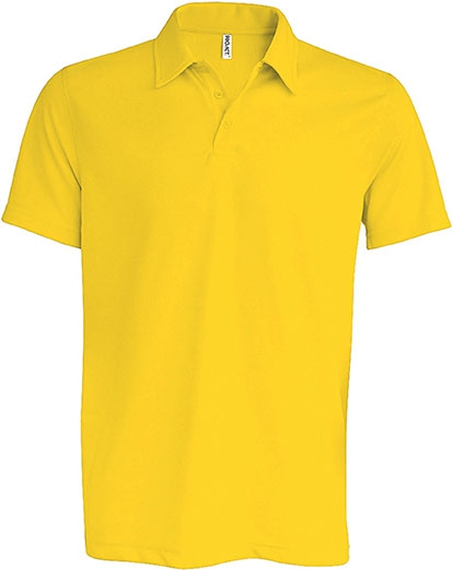 Polo sport manches courtes homme - 2-1270-9