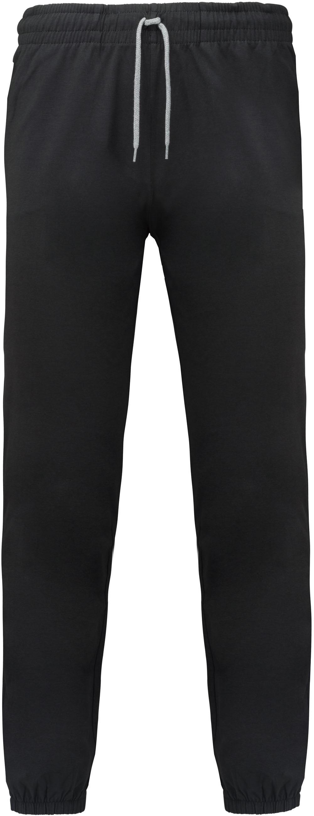 Pantalon de jogging en coton léger unisexe - 2-1370-8