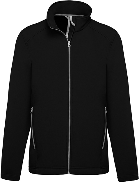 Veste softshell 2 couches homme - 2-1405-7