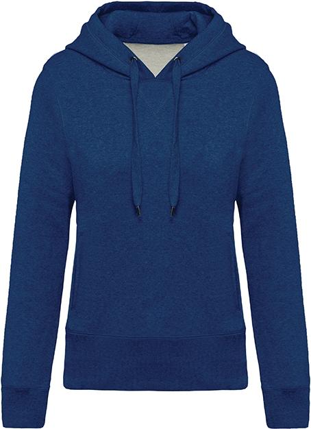 Sweat-shirt bio capuche femme - 2-1416-6