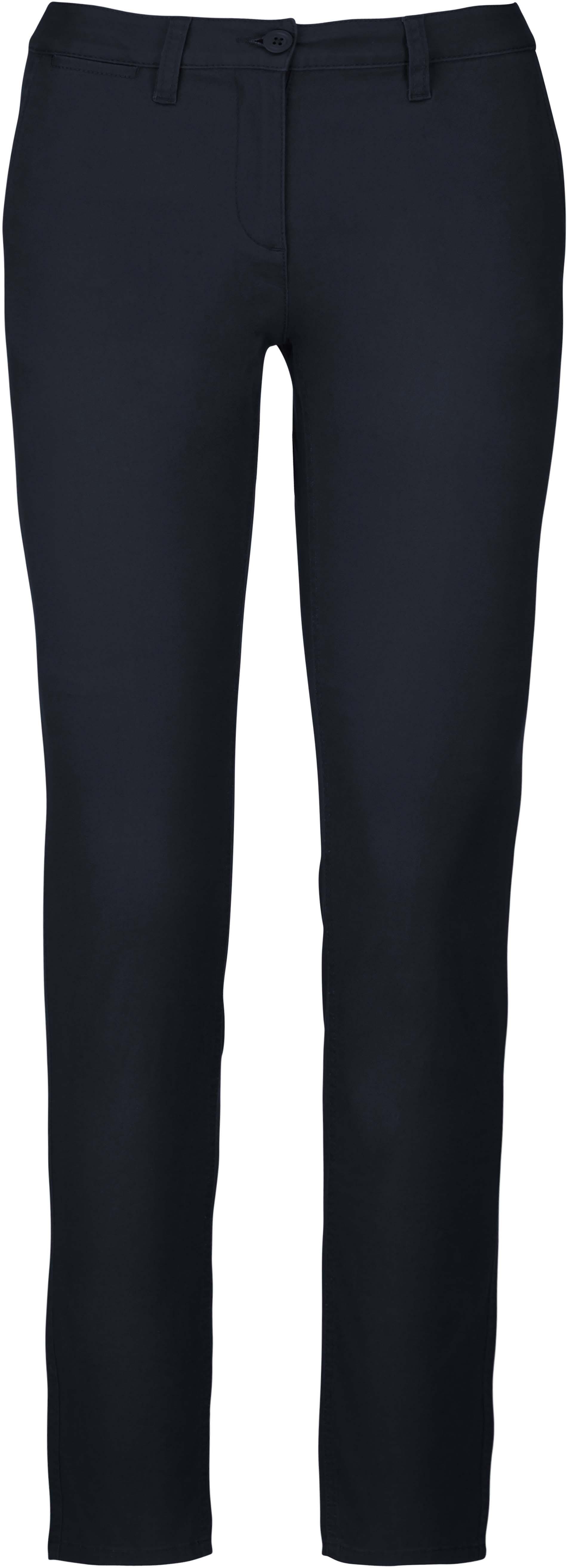 Pantalon chino femme - 2-1479-13