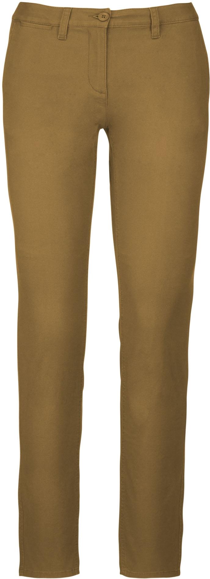 Pantalon chino femme - 2-1479-6