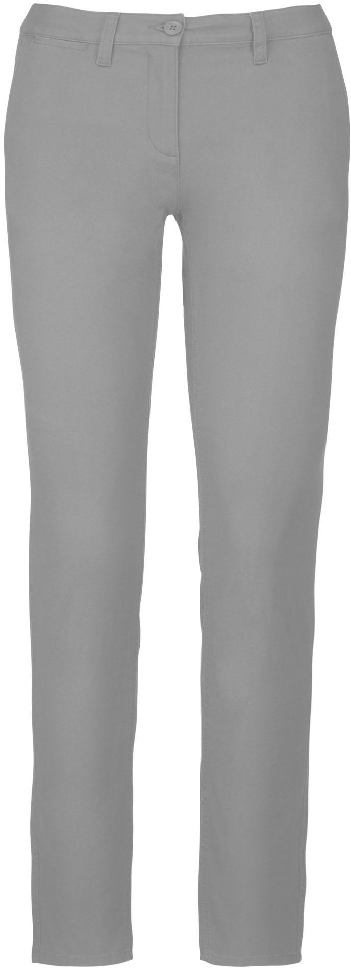 Pantalon chino femme - 2-1479-7