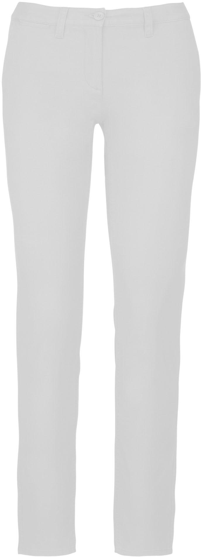Pantalon chino femme - 2-1479-8