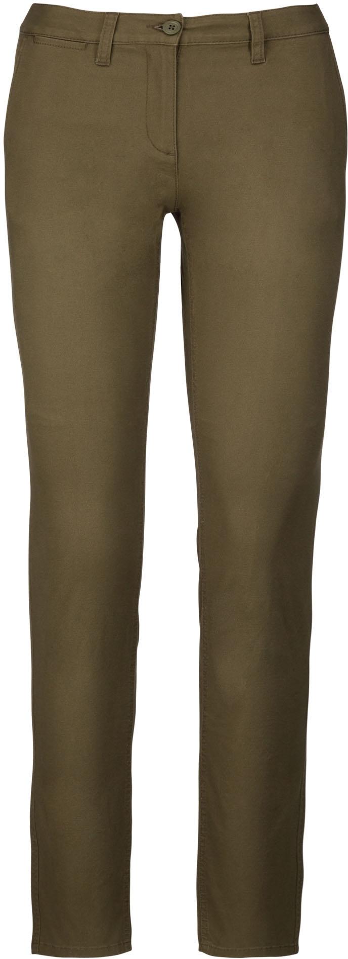 Pantalon chino femme - 2-1479-9