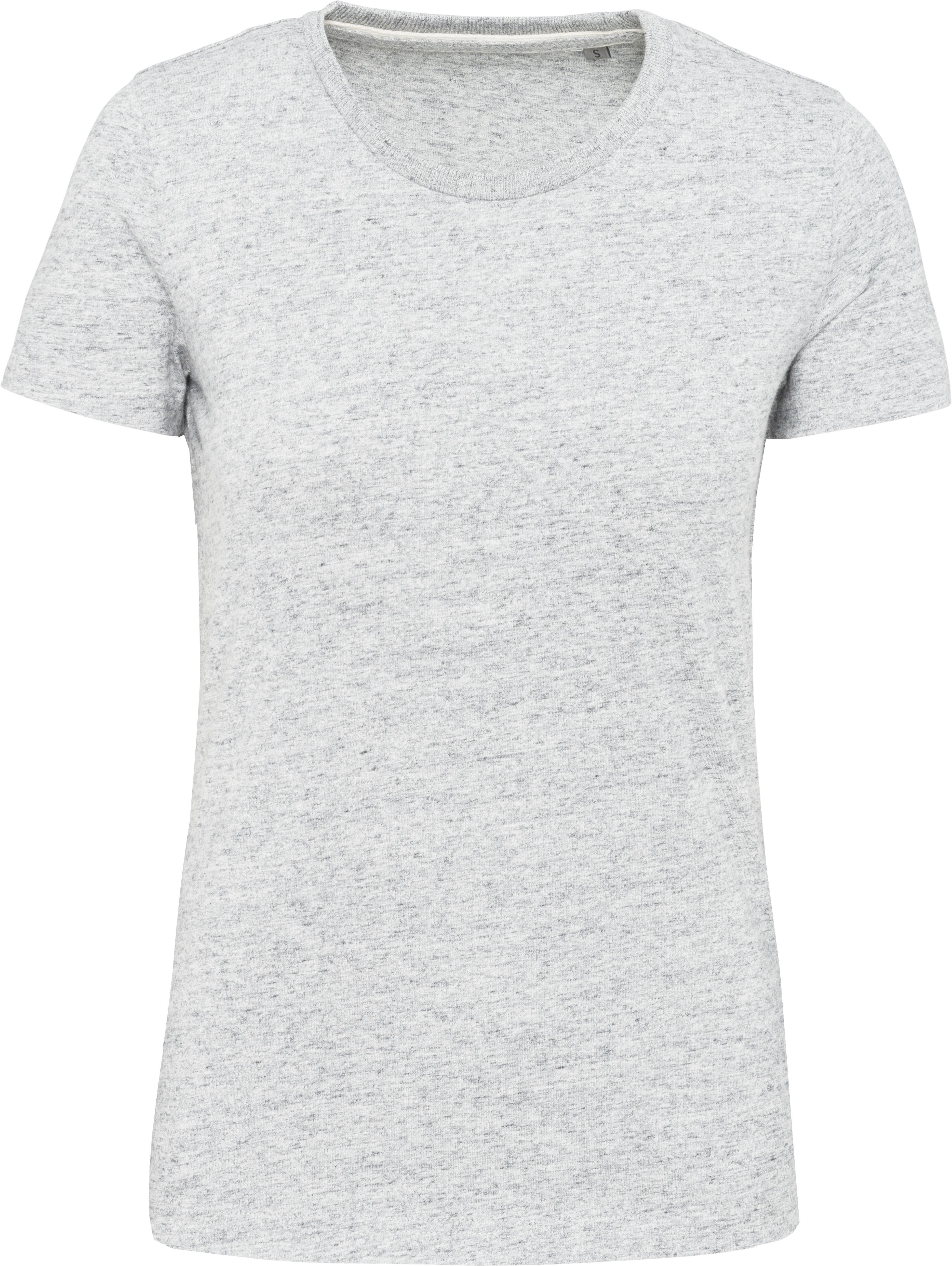 Tee-shirt vintage manches courtes femme - 2-1527-9